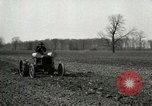 Image of Fordson tractor United States USA, 1920, second 7 stock footage video 65675021043