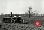Image of Fordson tractor United States USA, 1920, second 24 stock footage video 65675021043