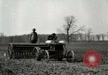 Image of Fordson tractor United States USA, 1920, second 26 stock footage video 65675021043