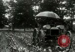 Image of Fordson tractor United States USA, 1920, second 27 stock footage video 65675021045
