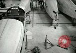 Image of Ford Tri-Motor Assembly United States USA, 1929, second 37 stock footage video 65675021048