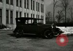 Image of Ford cars of 1920s United States USA, 1927, second 16 stock footage video 65675021053