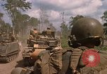 Image of 11th Armored Cavalry Regiment Cambodia, 1970, second 49 stock footage video 65675021059