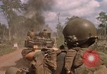 Image of 11th Armored Cavalry Regiment Cambodia, 1970, second 58 stock footage video 65675021059