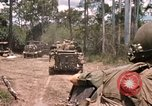 Image of 11th Armored Cavalry Regiment Cambodia, 1970, second 30 stock footage video 65675021063