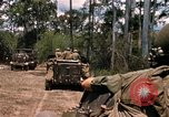 Image of 11th Armored Cavalry Regiment Cambodia, 1970, second 40 stock footage video 65675021063