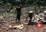 Image of 1st Air Cavalry Division Cambodia, 1970, second 16 stock footage video 65675021071