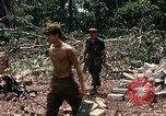 Image of 1st Air Cavalry Division Cambodia, 1970, second 21 stock footage video 65675021071