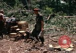 Image of 1st Air Cavalry Division Cambodia, 1970, second 23 stock footage video 65675021071
