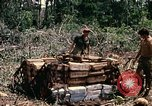 Image of 1st Air Cavalry Division Cambodia, 1970, second 34 stock footage video 65675021071