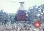 Image of 1st Air Cavalry Division Cambodia, 1970, second 54 stock footage video 65675021072