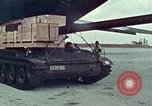 Image of American military airlift to Israel Israel, 1973, second 31 stock footage video 65675021075