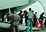Image of American airlift of Vietnamese refugees Saigon Vietnam, 1975, second 8 stock footage video 65675021076