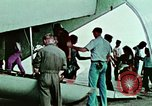 Image of American airlift of Vietnamese refugees Saigon Vietnam, 1975, second 9 stock footage video 65675021076