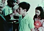 Image of American airlift of Vietnamese refugees Saigon Vietnam, 1975, second 12 stock footage video 65675021076