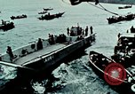 Image of American airlift of Vietnamese refugees Saigon Vietnam, 1975, second 16 stock footage video 65675021076