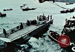 Image of American airlift of Vietnamese refugees Saigon Vietnam, 1975, second 18 stock footage video 65675021076