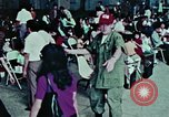 Image of American airlift of Vietnamese refugees Saigon Vietnam, 1975, second 23 stock footage video 65675021076
