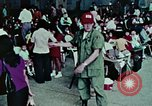 Image of American airlift of Vietnamese refugees Saigon Vietnam, 1975, second 24 stock footage video 65675021076