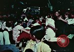 Image of American airlift of Vietnamese refugees Saigon Vietnam, 1975, second 31 stock footage video 65675021076