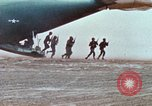 Image of Troops and equipment delivered by air United States USA, 1976, second 62 stock footage video 65675021079