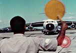 Image of MAC relief work and Air Force One United States USA, 1978, second 48 stock footage video 65675021086