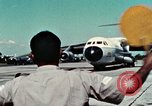 Image of MAC relief work and Air Force One United States USA, 1978, second 50 stock footage video 65675021086