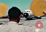 Image of MAC relief work and Air Force One United States USA, 1978, second 51 stock footage video 65675021086