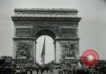Image of General Charles De Gaulle Paris France, 1944, second 21 stock footage video 65675021093