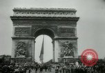 Image of General Charles De Gaulle Paris France, 1944, second 23 stock footage video 65675021093