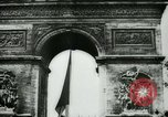 Image of General Charles De Gaulle Paris France, 1944, second 36 stock footage video 65675021093