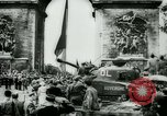 Image of General Charles De Gaulle Paris France, 1944, second 39 stock footage video 65675021093