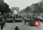 Image of General Charles De Gaulle Paris France, 1944, second 52 stock footage video 65675021093