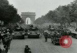 Image of General Charles De Gaulle Paris France, 1944, second 53 stock footage video 65675021093