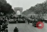 Image of General Charles De Gaulle Paris France, 1944, second 54 stock footage video 65675021093