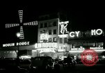 Image of Moulin Rouge Paris France, 1956, second 8 stock footage video 65675021098