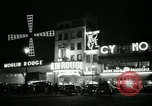 Image of Moulin Rouge Paris France, 1956, second 13 stock footage video 65675021098