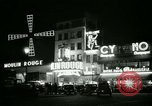 Image of Moulin Rouge Paris France, 1956, second 14 stock footage video 65675021098