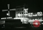 Image of Moulin Rouge Paris France, 1956, second 15 stock footage video 65675021098
