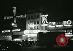 Image of Moulin Rouge Paris France, 1956, second 16 stock footage video 65675021098