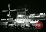 Image of Moulin Rouge Paris France, 1956, second 18 stock footage video 65675021098