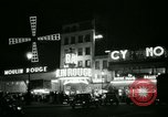 Image of Moulin Rouge Paris France, 1956, second 19 stock footage video 65675021098