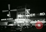 Image of Moulin Rouge Paris France, 1956, second 20 stock footage video 65675021098