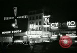 Image of Moulin Rouge Paris France, 1956, second 21 stock footage video 65675021098