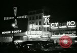 Image of Moulin Rouge Paris France, 1956, second 23 stock footage video 65675021098