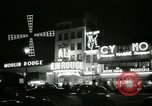 Image of Moulin Rouge Paris France, 1956, second 24 stock footage video 65675021098