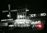 Image of Moulin Rouge Paris France, 1956, second 27 stock footage video 65675021098