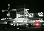 Image of Moulin Rouge Paris France, 1956, second 28 stock footage video 65675021098