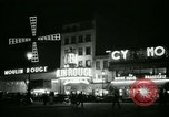 Image of Moulin Rouge Paris France, 1956, second 29 stock footage video 65675021098