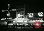 Image of Moulin Rouge Paris France, 1956, second 30 stock footage video 65675021098
